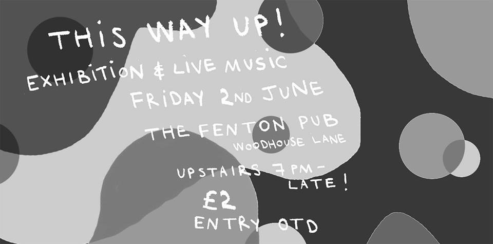 This Way Up! Live at The Fenton Leeds 00, Jun 2