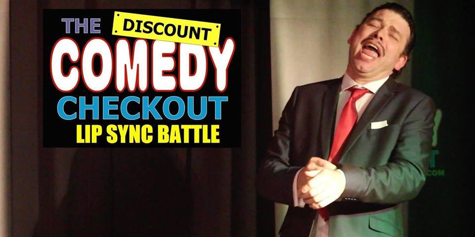 THE DISCOUNT COMEDY CHECKOUT - OPEN MIC & LIP SYNC BATTLE Live at The Fenton Leeds 00, Oct 8