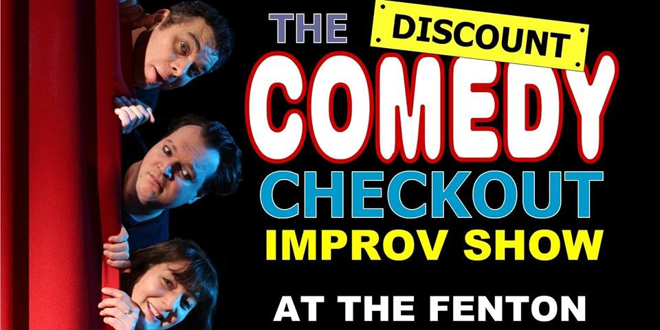 THE DISCOUNT COMEDY CHECKOUT - CHRISTMAS SPECIAL Live at The Fenton Leeds 00, Dec 22