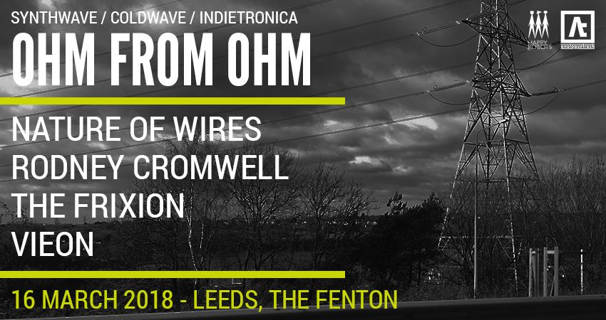 Ohm From Ohm 2018: Leeds Live at The Fenton Leeds 00, Mar 16