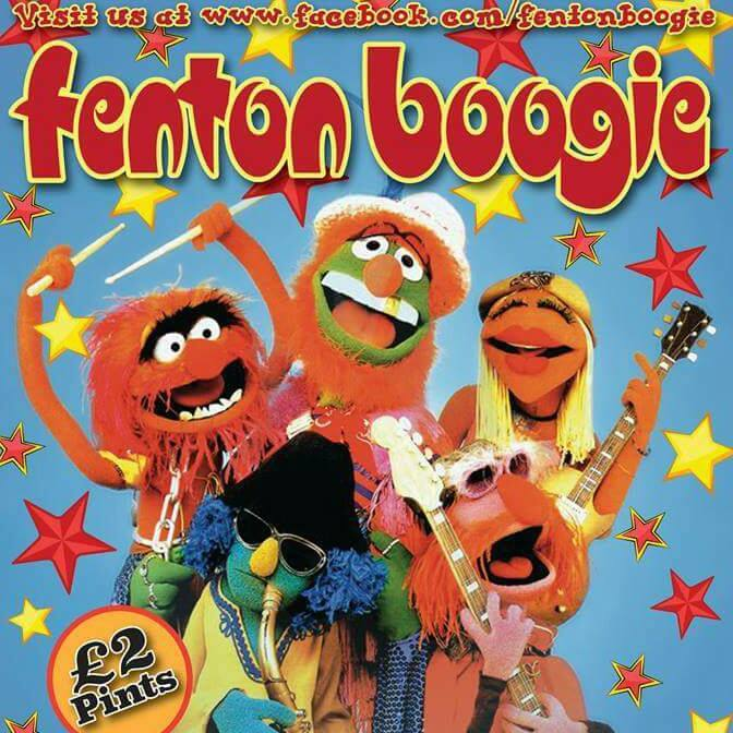 Fenton Boogie - Open Mic Live at The Fenton Leeds 00, Feb 27