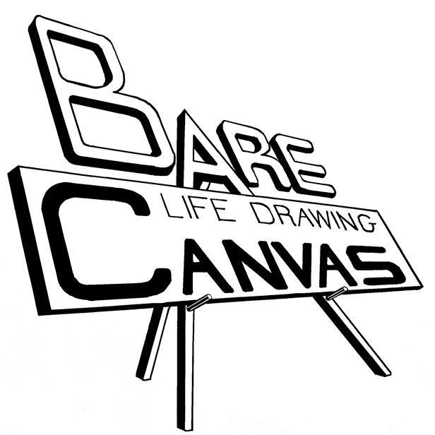 Bare Canvas - Life Drawing Live at The Fenton Leeds 00, Apr 23