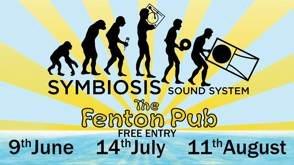 Symbiosis Sound System Free Summer Sound System Sessions Live at The Fenton Leeds 00, Jun 9